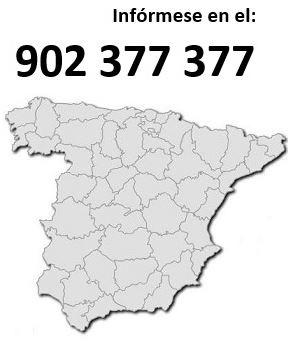 Telefono 902 377 377 CMS